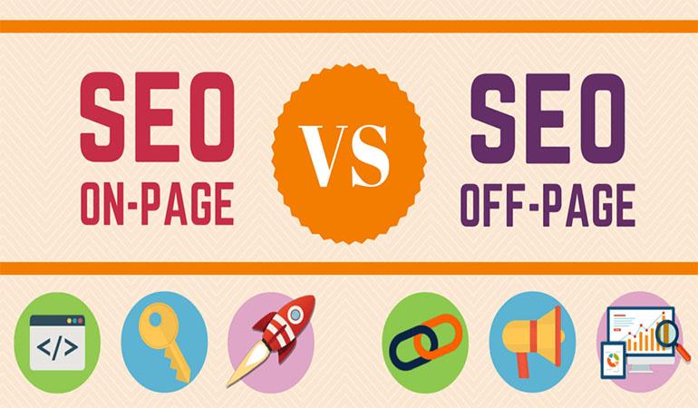Seo onpage và seo offpage