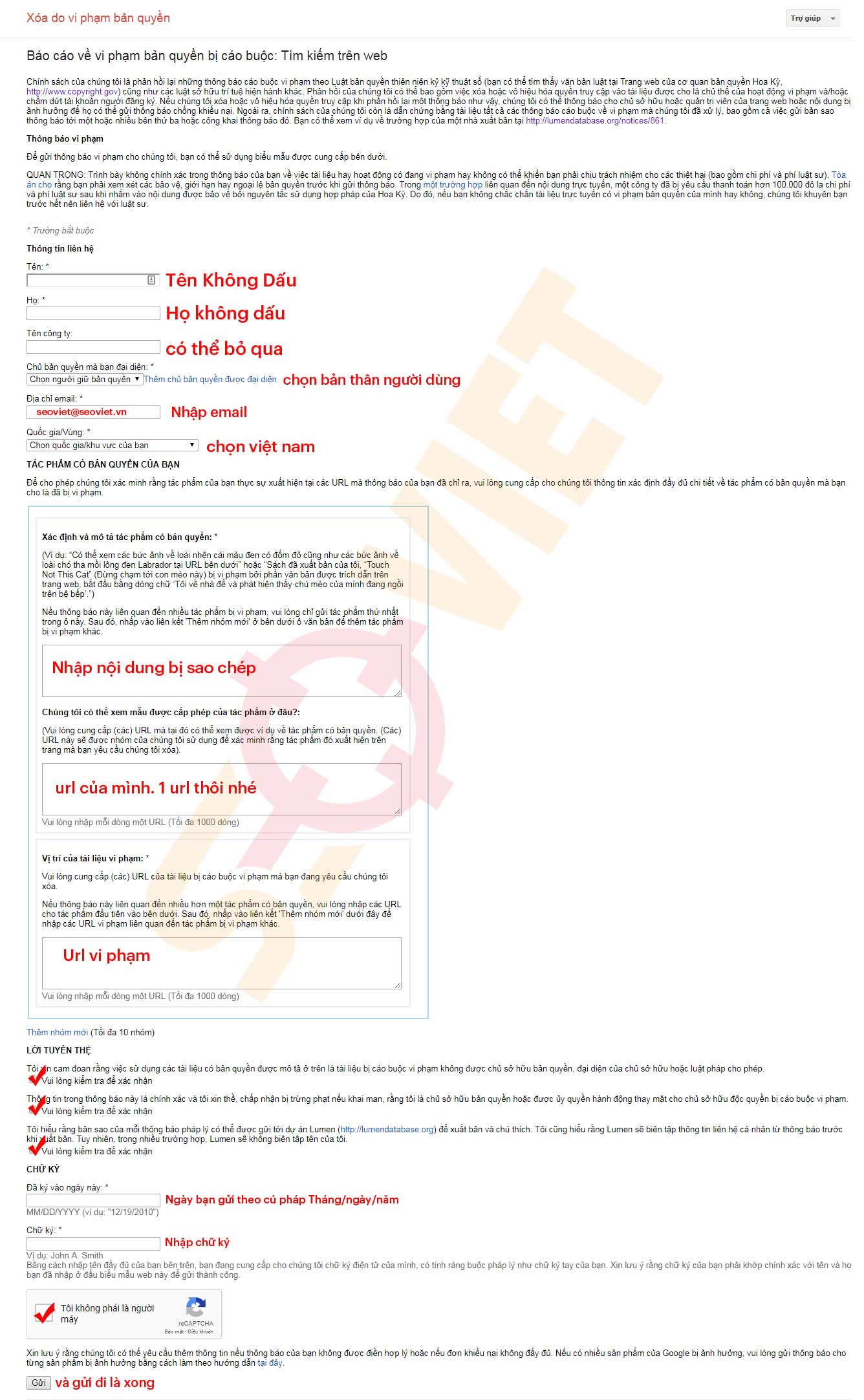 Report nội dung vi phạm bản quyền