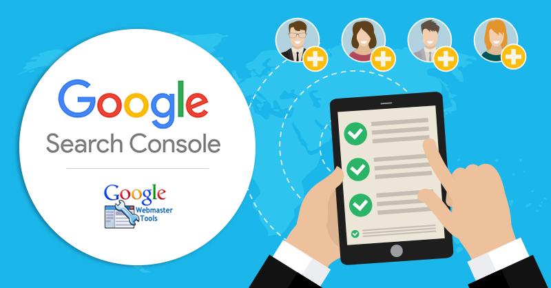 tối ưu google console