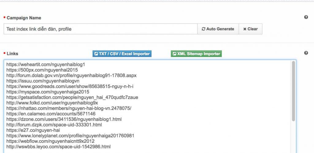 submit url lên Google, cách index bài viết nhanh