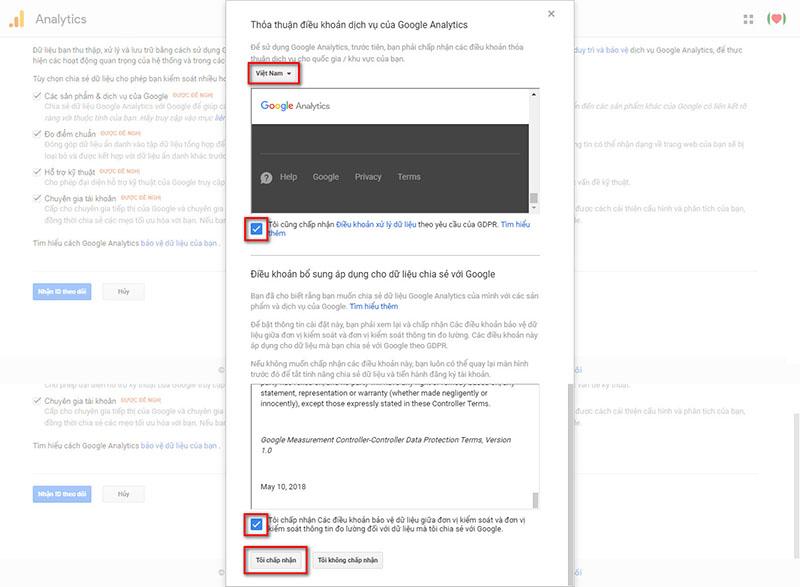 Hướng dẫn cài đặt Google Analytics 4