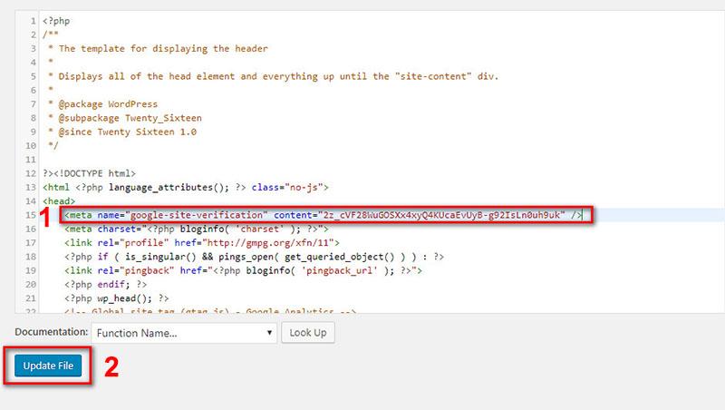 Hướng dẫn cài đặt Google Webmaster Tools-8