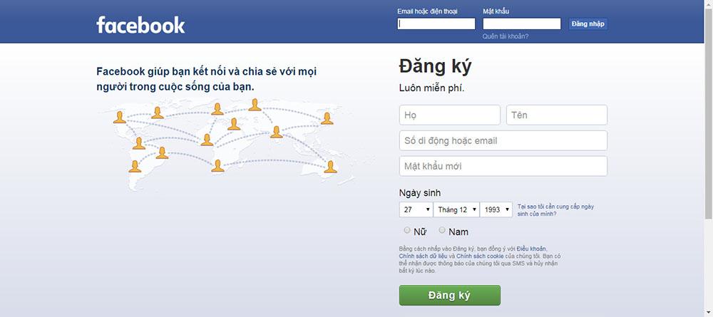 Không vào được Facebook trên máy tính 12