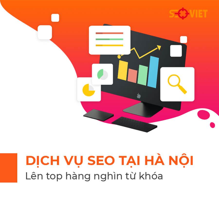 """Dịch vụ seo tại Hà Nội """"CÓ TÂM"""" – Lên top hàng nghìn từ khóa"""