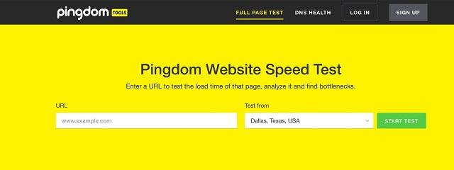 PingDoom Tool (Free)