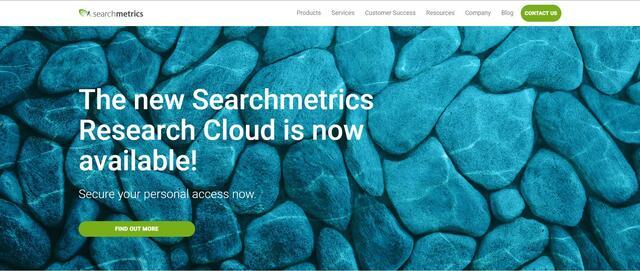 công cụ Searchmetrics