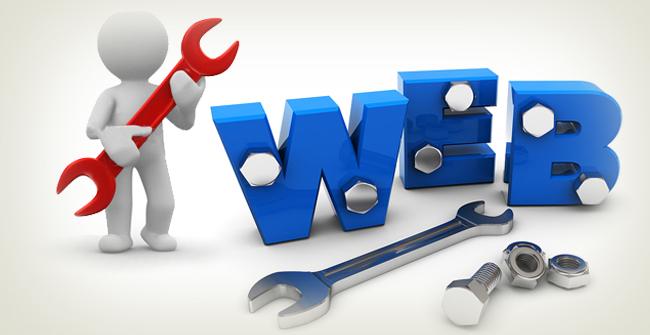 bảo hành website