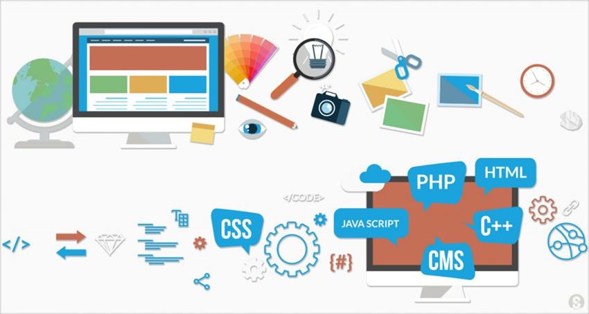 công nghệ thiết kế website