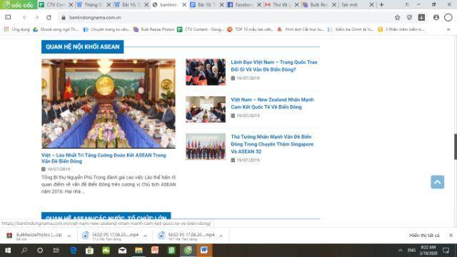 thiết kế website tin tức 8