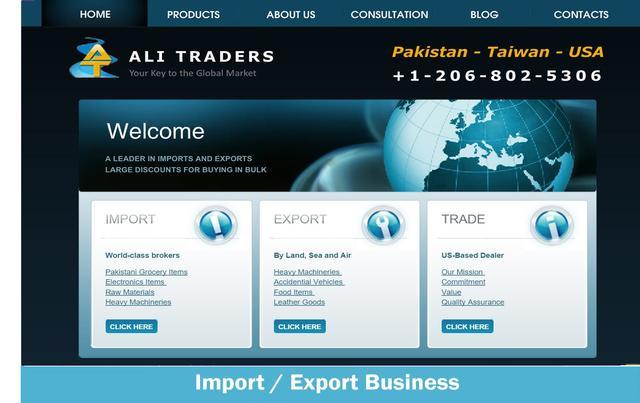 thiết kế website xuất khẩu 6