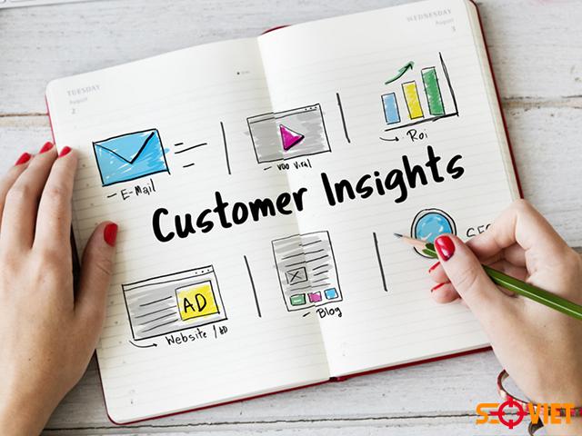 INSIGHT khách hàng là gì? Cách xây dựng INSIGHT chính xác