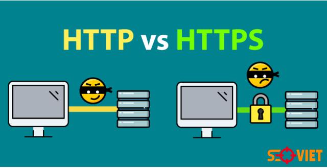 Sự khác nhau giữa HTTP và HTTPS – Vì sao nên dùng HTTPS