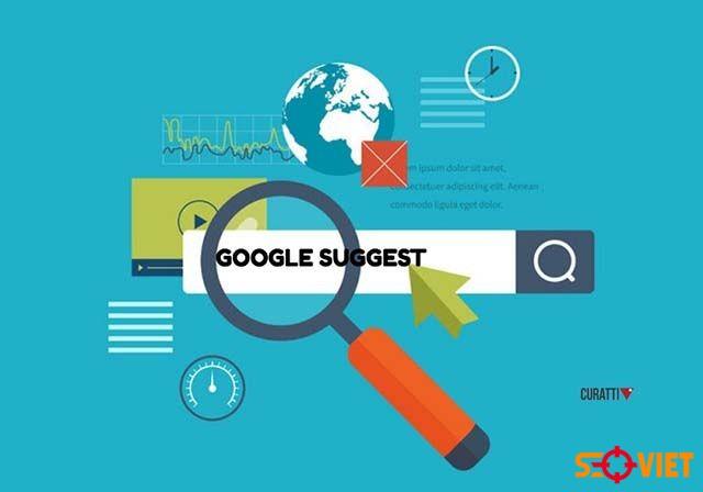 Dịch vụ tạo Google Suggest 2020 – Gia tăng thương hiệu online