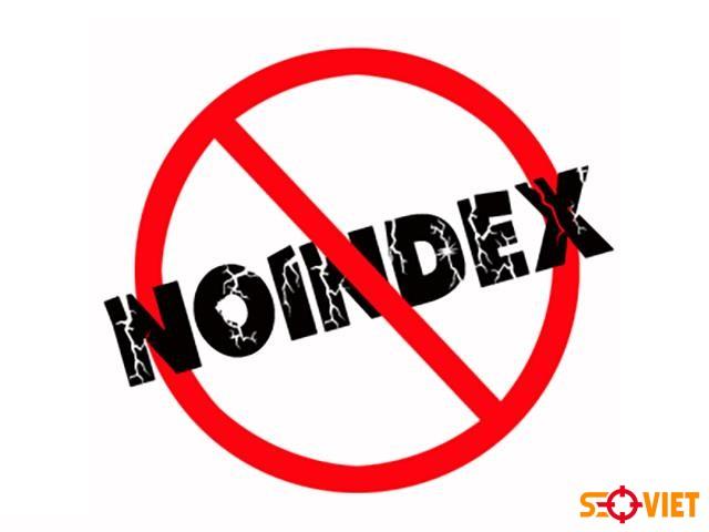 Website bị phạt mất index