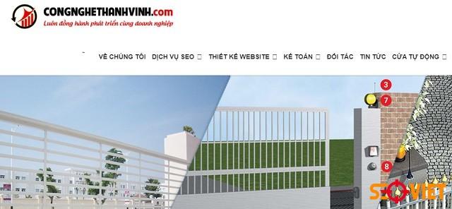 công ty thiết kế website tại nghệ an 6