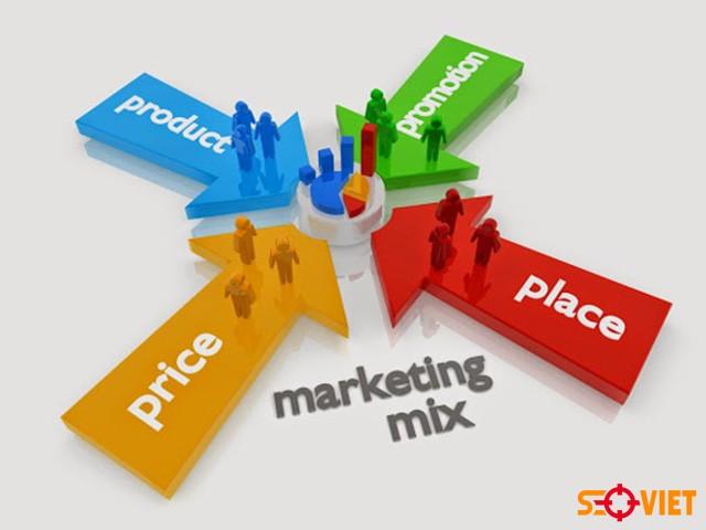 Marketing hỗn hợp là gì? Yếu tố nào ảnh hưởng tới hiệu quả