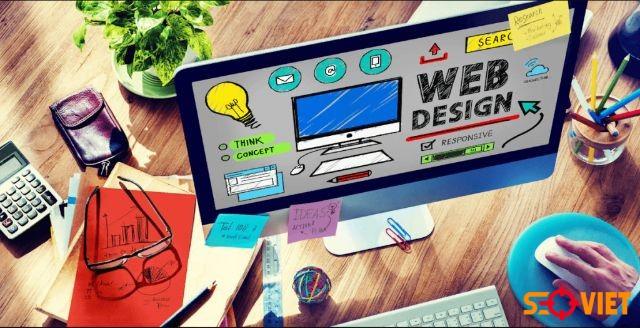 Thiết kế website theo mẫu 2