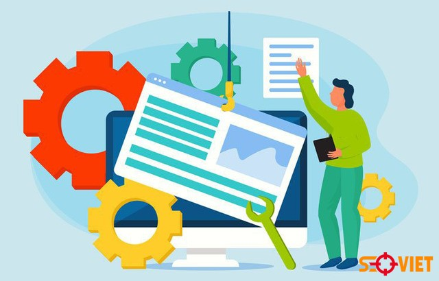 Tư vấn thiết kế giao diện của website