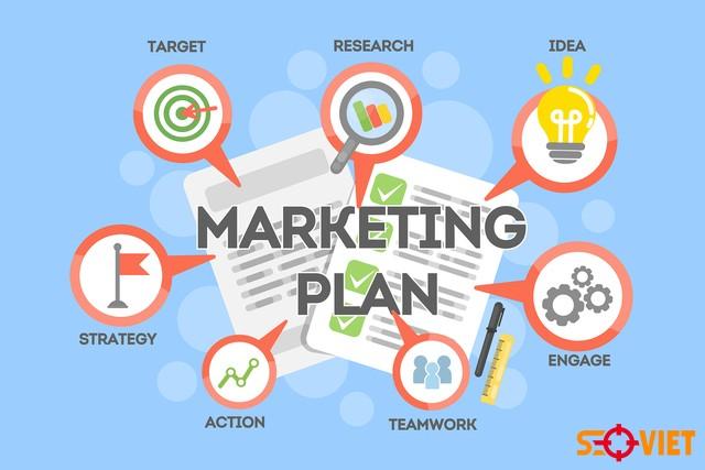 các bước lập kế hoạch marketing 2