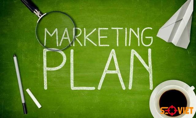 các bước lập kế hoạch marketing