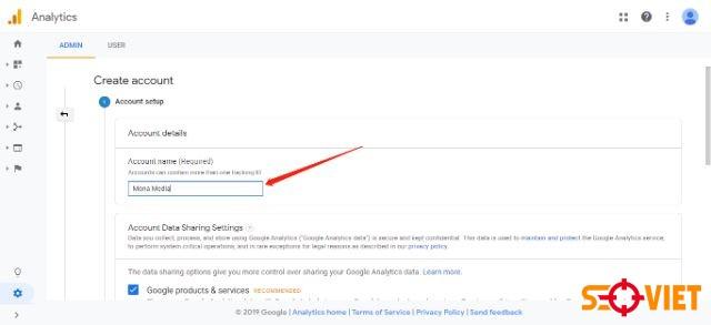 Cách sử dụng Google Analytics 2
