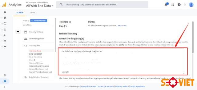 Cách sử dụng Google Analytics 6