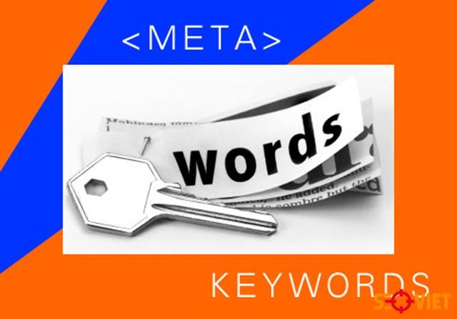 Thẻ Meta Keywords là gì