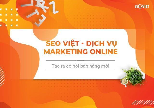 Seo Việt - Dịch vụ Marketing Online tạo ra cơ hội bán hàng mới | Báo Phụ Nữ