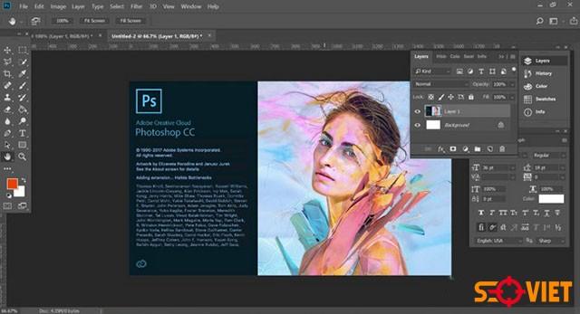 Cách cài đặt Photoshop CC trên máy tính thành công (Đã Test)