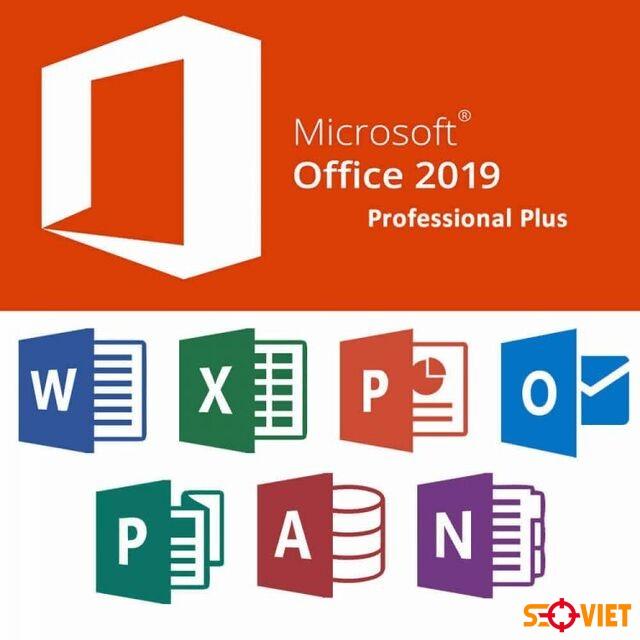 Tải Office 2019 Full + Cài Đặt Chi Tiết (DÙNG VĨNH VIỄN)