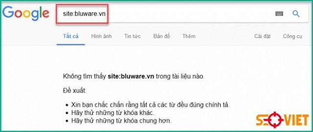 Làm sao để website được tìm thấy trên Google 2