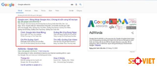 Làm sao để website được tìm thấy trên Google 4