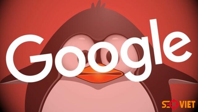 Quan niệm sai lầm về Google Penguin