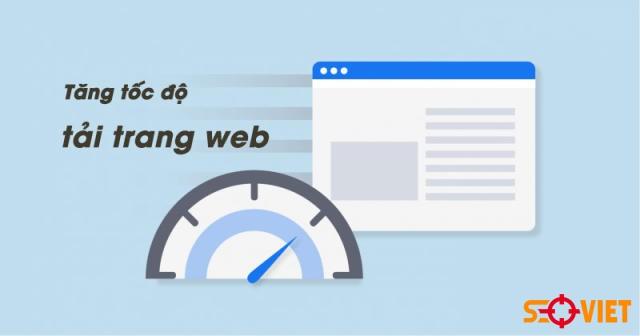 Tăng tốc độ tại trang web