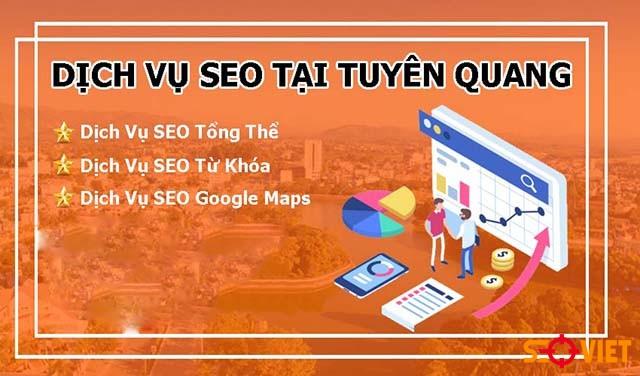 Dịch vụ SEO tại Tuyên Quang – Tăng hạng website bền vững