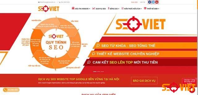 Quy trình seo website lên top Google
