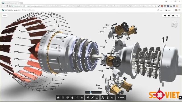 Tính năng mới của Autodesk Inventor 2019