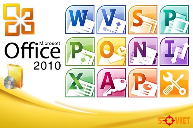 Hướng dẫn tải và cài đặt Microsoft Office 2010 bản vĩnh viễn