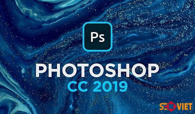 Tải Photoshop CC 2019 bản chuẩn + Cài đặt, active vĩnh viễn