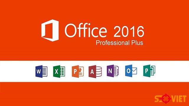 Tải Office 2016 Full Active Vĩnh Viễn + Cài đặt chi tiết nhất
